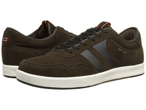 Globe - Encore Zone (Choco/Black) Men's Shoes