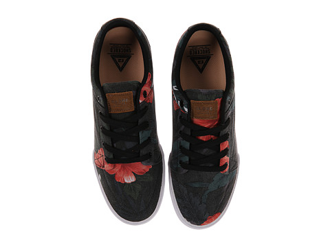 Globe - GS (Black/Hawaiian) Men's Skate Shoes