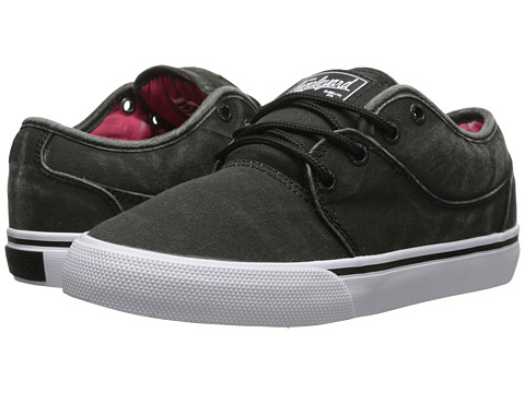 Globe - Mahalo (Black Wash) Men