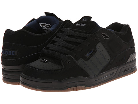 Globe - Fusion (Black/Night/Navy) Men