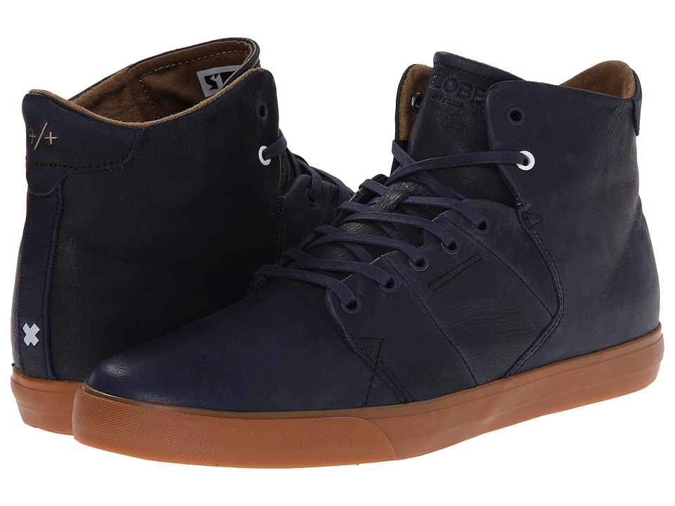 Globe - Los Angered (Stab/Navy) Men's Skate Shoes