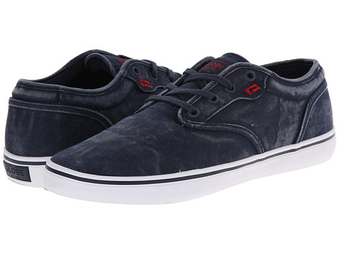 Globe - Motley (Navy Wash) Men's Skate Shoes