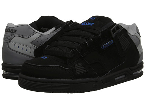 Globe - Sabre (Black/Charcoal/Blue) Men