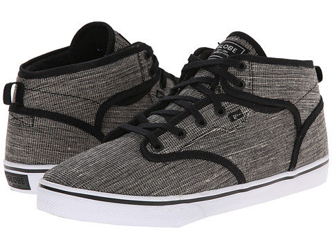 Globe - Motley Mid (Black Weave) Men