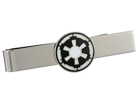Cufflinks Inc. - Imperial Symbol Tie Bar (Black) Cuff Links