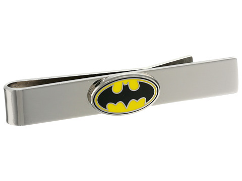 Cufflinks Inc. - DC Comics Batman Tie Bar (Yellow) Cuff Links