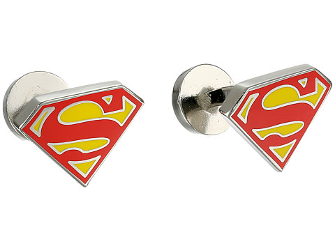 Cufflinks Inc. - Superman Cufflinks (Red) Cuff Links
