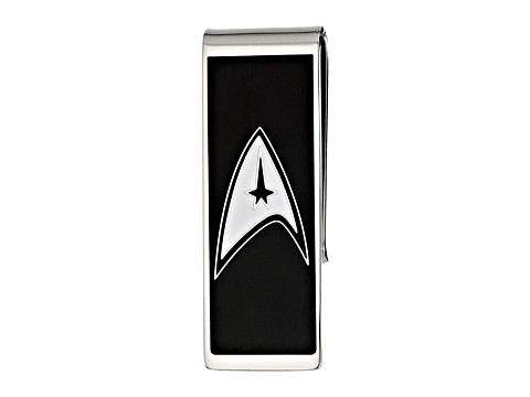 Cufflinks Inc. - Star Trek Delta Shield Money Clip (Black) Wallet