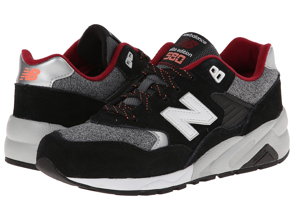 New Balance - WRT580 (Black) Women's Classic Shoes