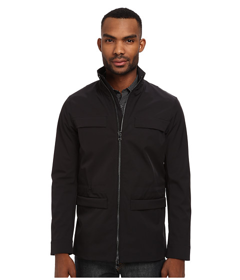 Michael Kors - Utility Jacket (Black) Men's Coat