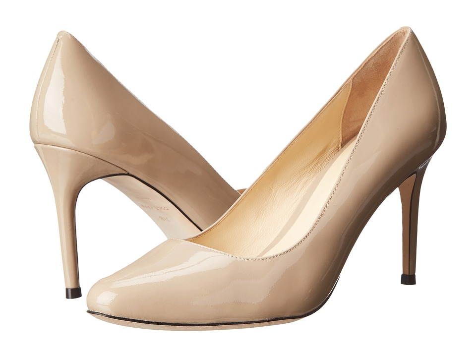 Cole Haan - Bethany Pump 85 (Maple Sugar Patent) High Heels