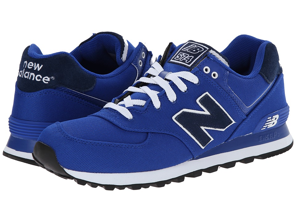New Balance Classics - ML574 (Polo Blue) Men