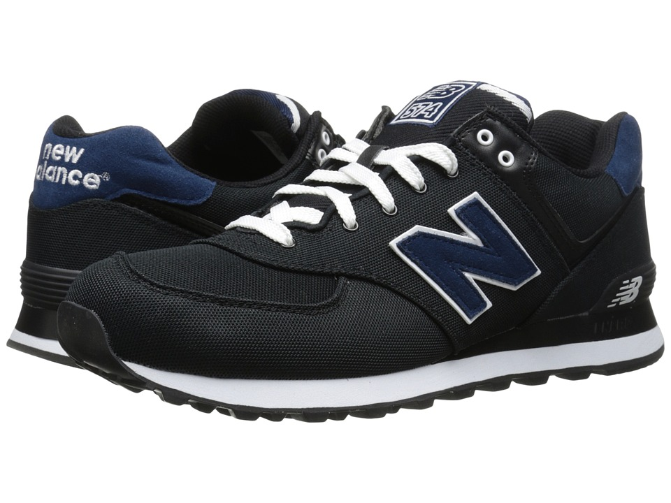 New Balance Classics - ML574 (Polo Black) Men