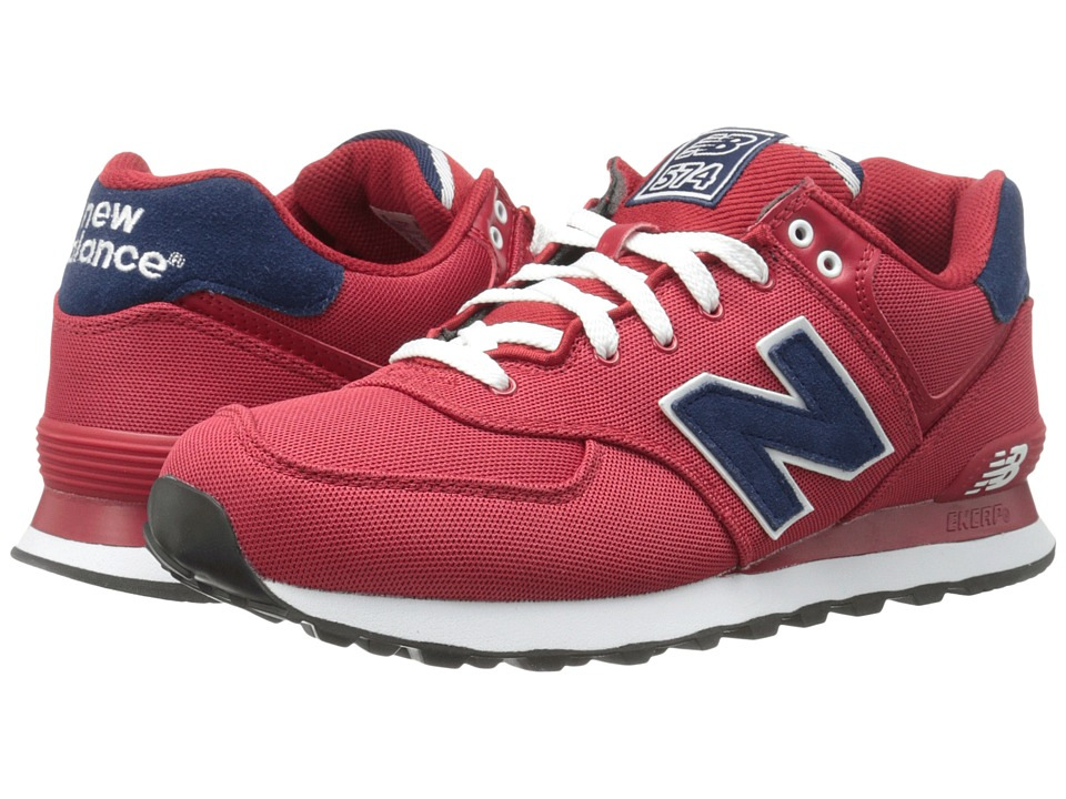 New Balance - ML574 (Polo Red) Men