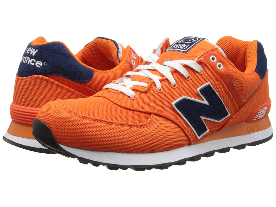 New Balance - ML574 (Polo Orange) Men