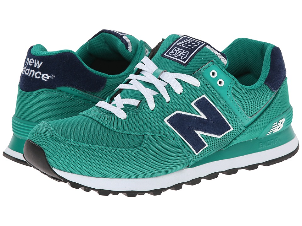 New Balance Classics - ML574 (Polo Green) Men