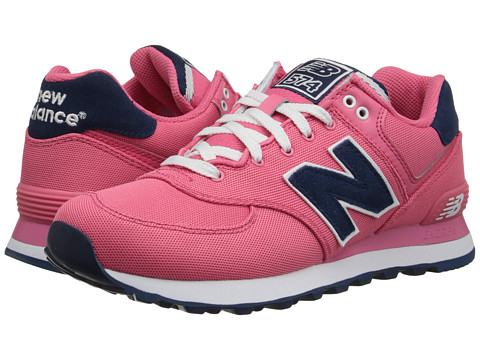 New Balance Classics - WL574 (Blush) Women's Lace up casual Shoes