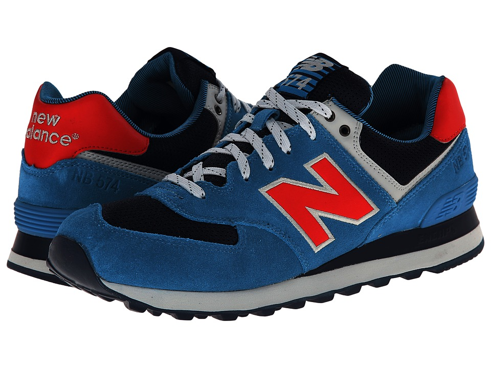New Balance Classics - ML574 (Cadet Blue) Men