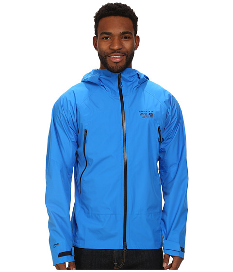Mountain Hardwear - Quasar Lite Jacket (Hyper Blue) Men's Jacket
