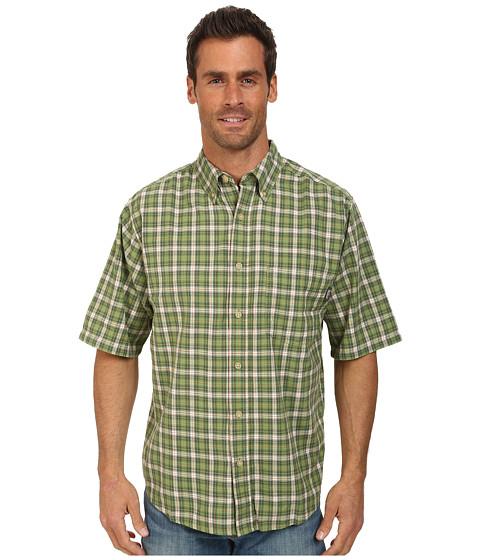 Woolrich - Weyland S/S Shirt (Wasabi) Men