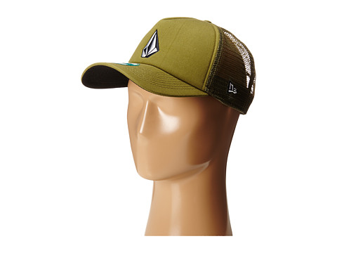 Volcom - Graphy (Cedar Green) Baseball Caps