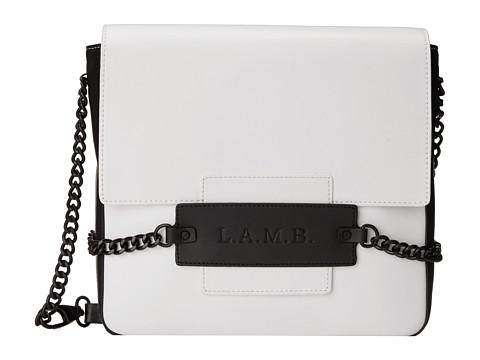 L.A.M.B. - Freda (White) Bags