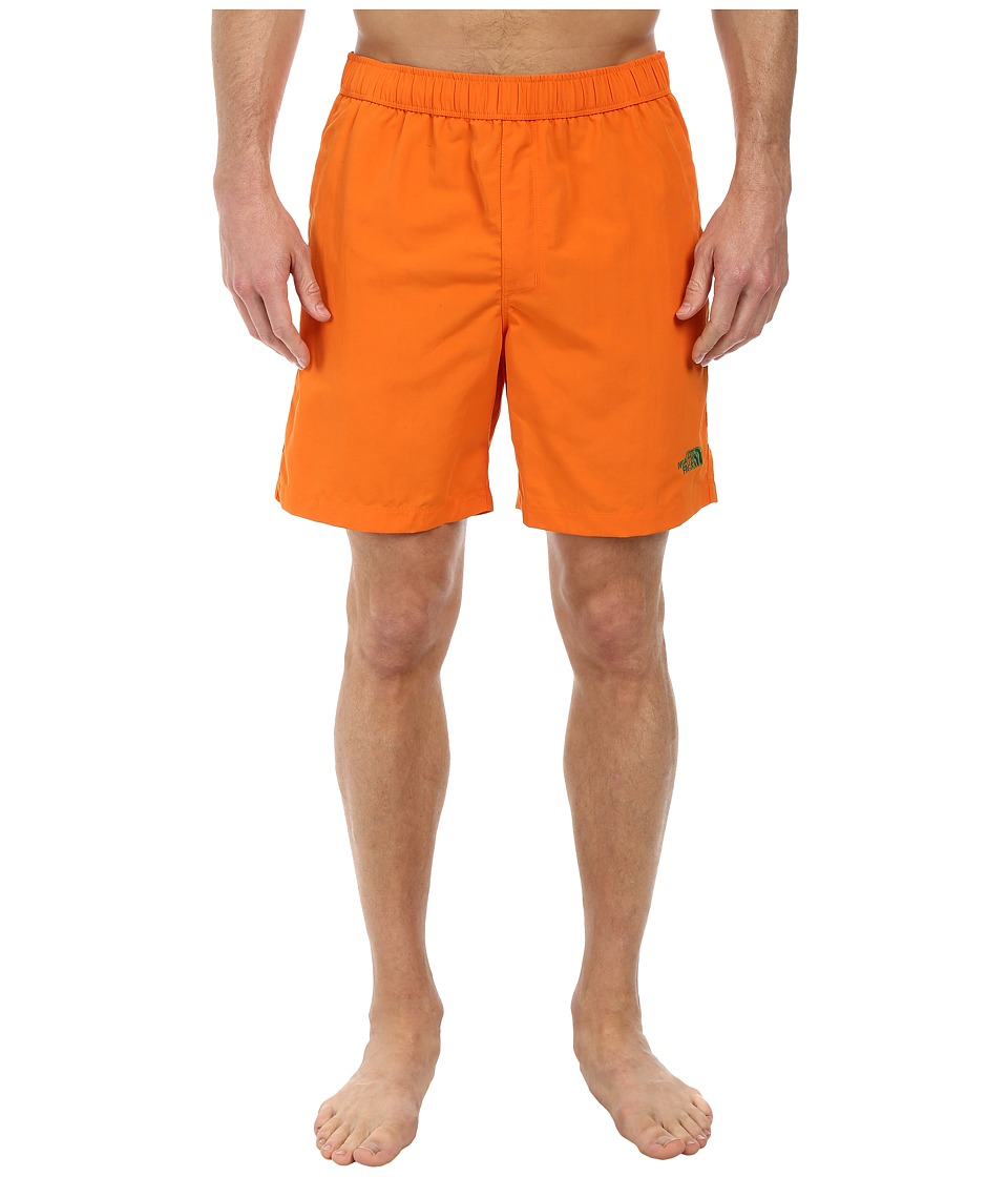 The North Face - Class V Rapids Trunk (Burnished Orange) Men's Shorts