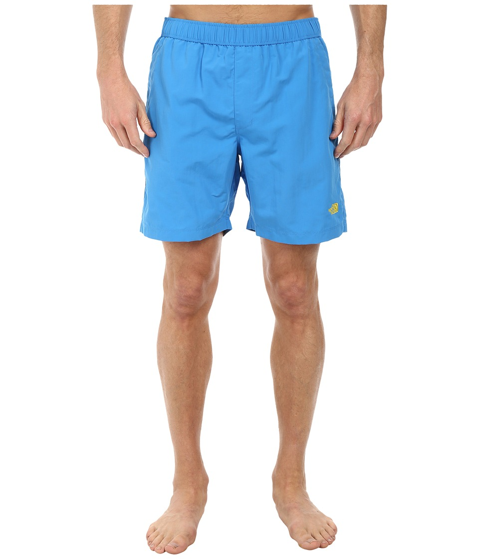 The North Face - Class V Rapids Trunk (Clear Lake Blue) Men's Shorts