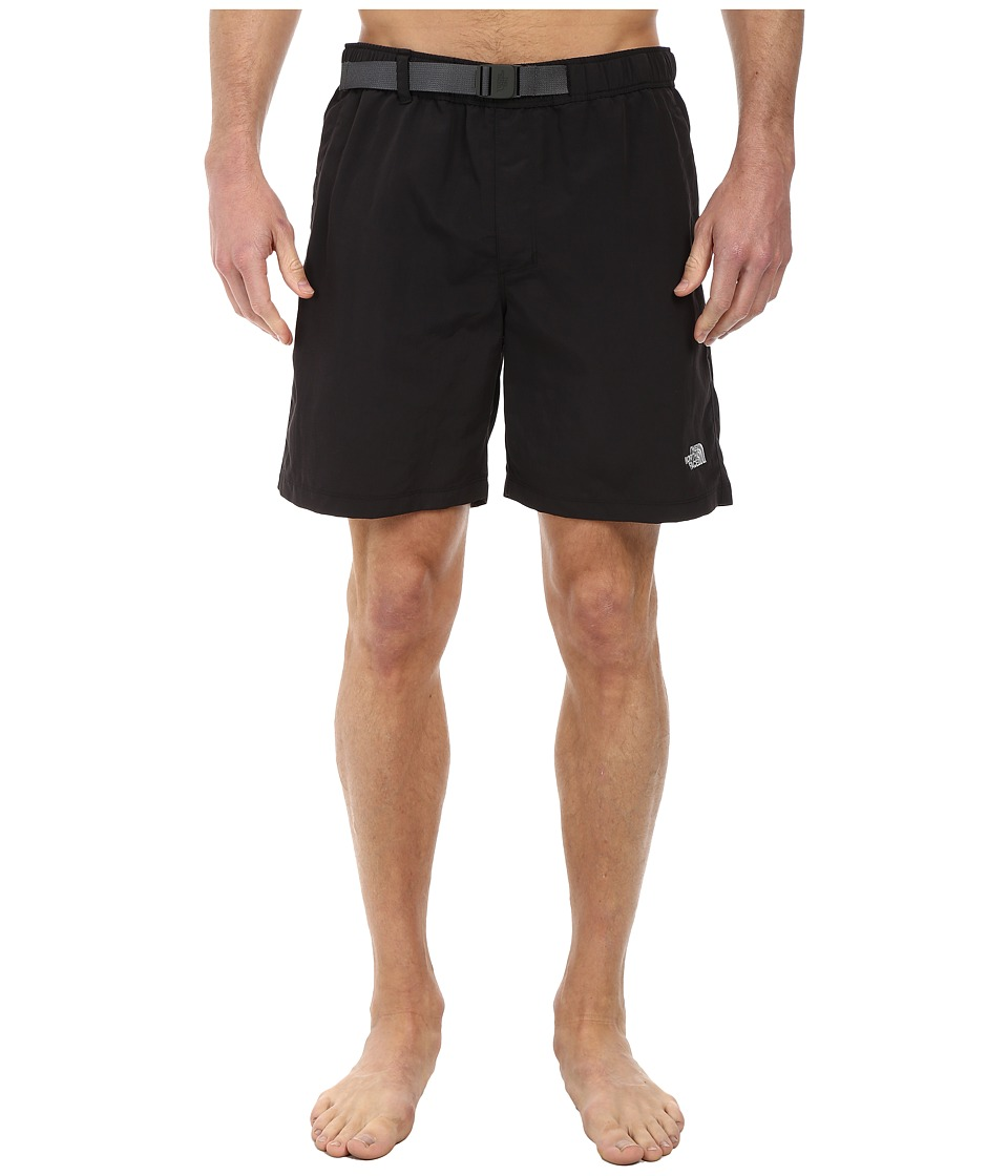The North Face - Class V Belted Trunk (TNF Black) Men's Shorts