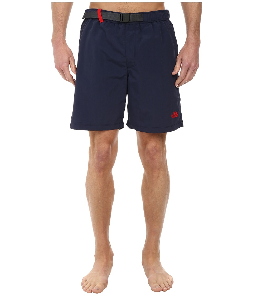 The North Face - Class V Belted Trunk (Cosmic Blue) Men's Shorts