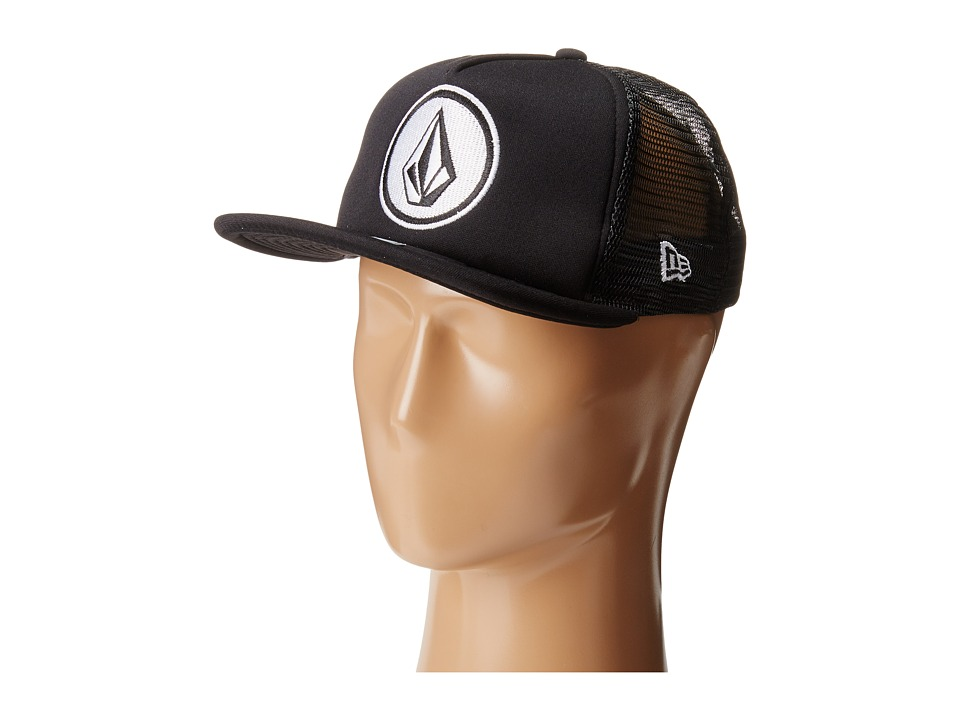Volcom - Coast (Black) Baseball Caps