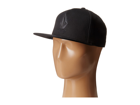 Volcom - Bevel (Black) Baseball Caps