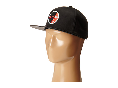 Volcom - Public 110 (Black) Baseball Caps