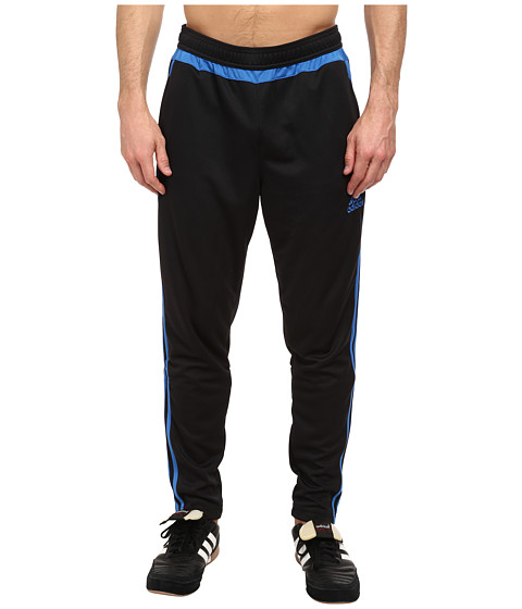 adidas - Tiro 15 Training Pant (Black/Bright Royal/Black) Men's Workout