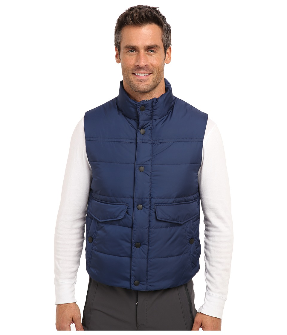 Bogner Fire + Ice - Colin-D Vest (Night Blue) Men