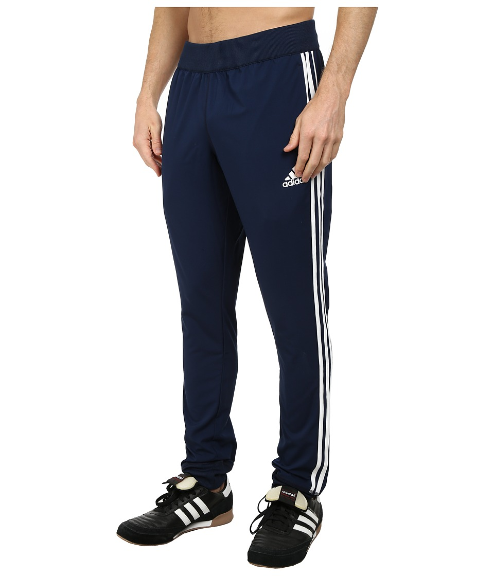 adidas - Slim 3S Woven Pant (Collegiate Navy/White) Men's Casual Pants
