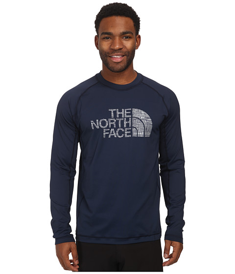 The North Face - L/S Class V Shirt (Cosmic Blue) Men