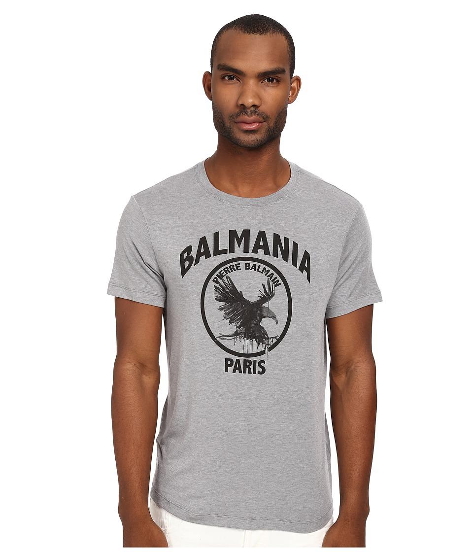 Pierre Balmain - Balmania Tee (Grey) Men