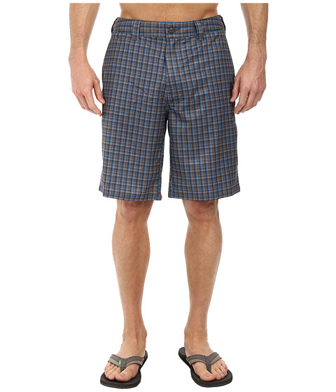 The North Face - Pure Vida Walk Short (Graphite Grey Plaid) Men