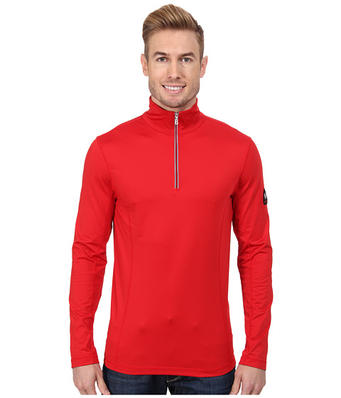Bogner Fire + Ice - Berto (Red) Men's Long Sleeve Pullover