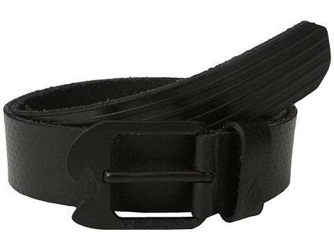 Volcom - Ostrich (Black) Men's Belts