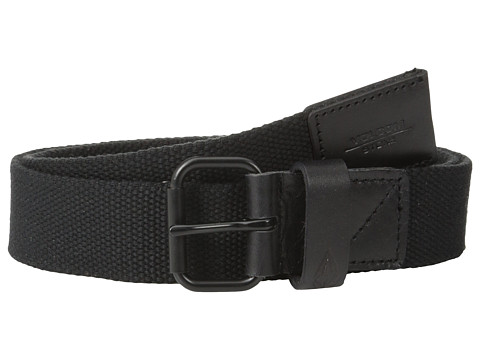 Volcom - Back Country (Black) Men's Belts