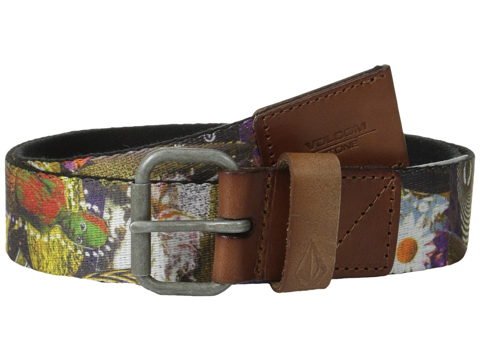 Volcom - Back Country (White) Men's Belts
