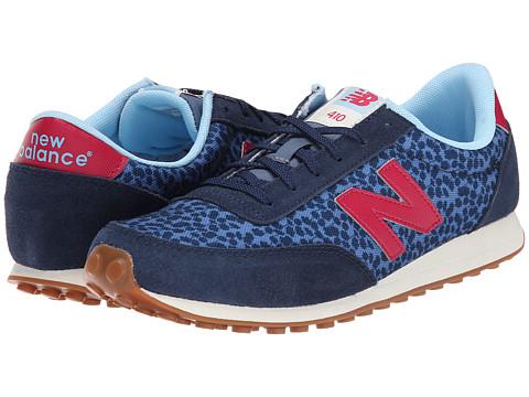New Balance Classics - WL410 (Navy) Women's Classic Shoes
