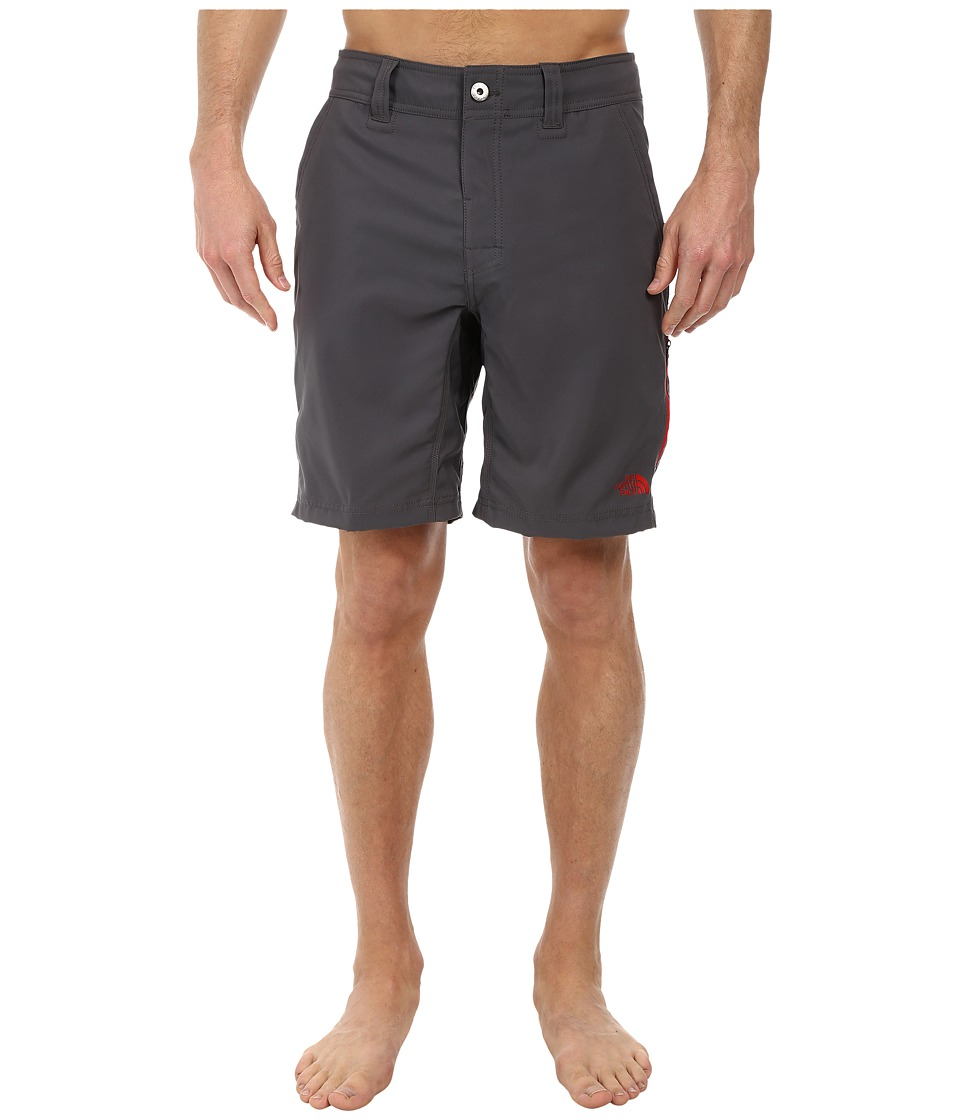 The North Face - Pacific Creek Boardshort (Graphite Grey) Men's Shorts