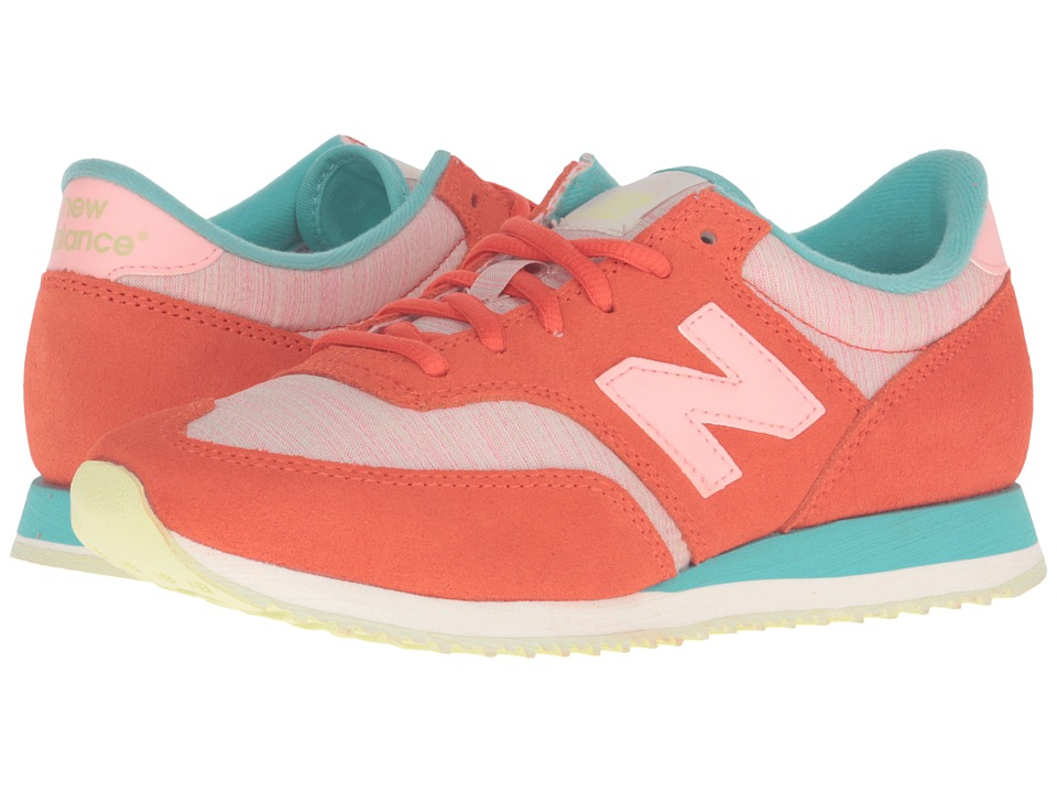 New Balance - CW620 (Orange/Pink) Women's Classic Shoes