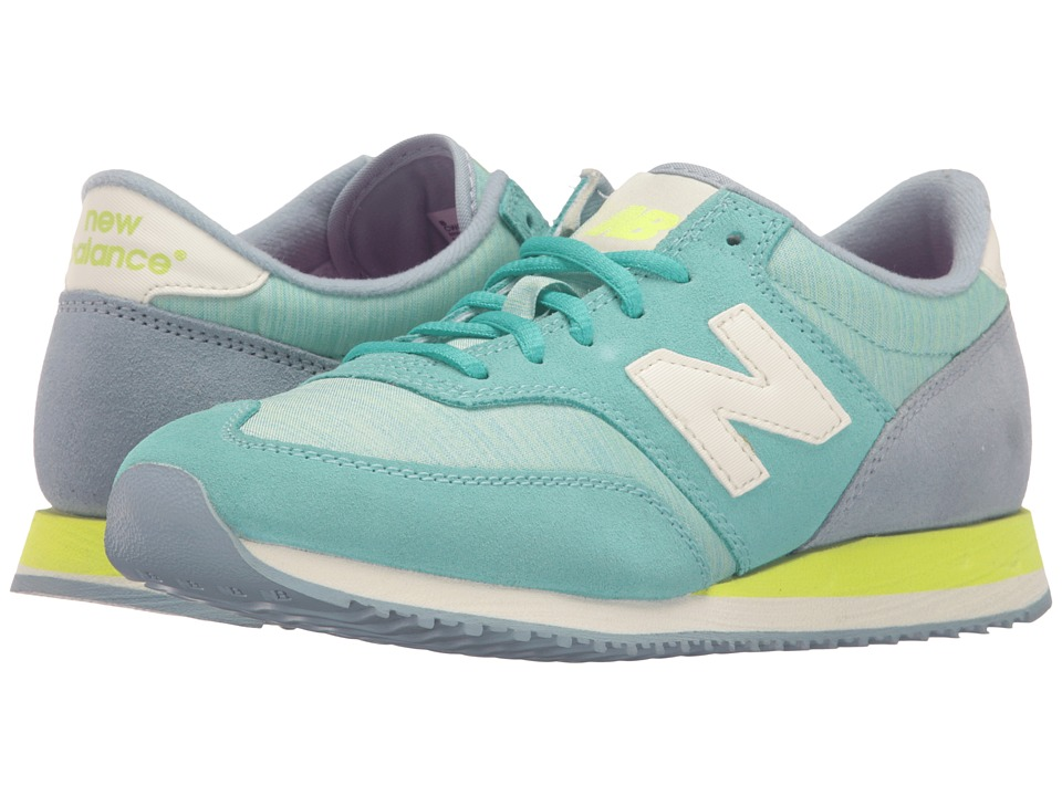 New Balance - CW620 (Blue/Grey) Women's Classic Shoes