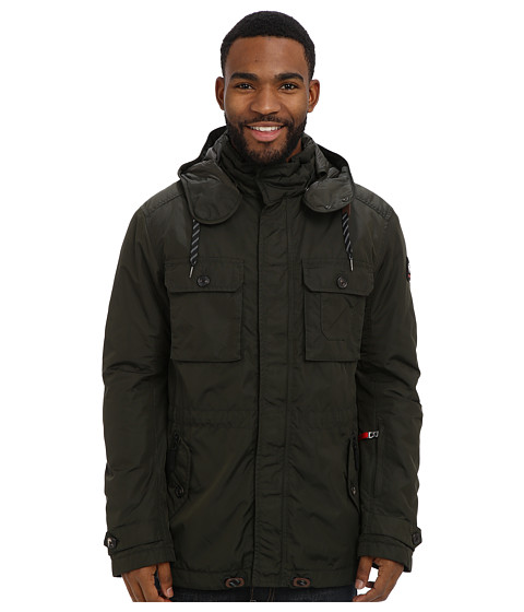 Bogner Fire + Ice - Parker (Forest) Men's Coat