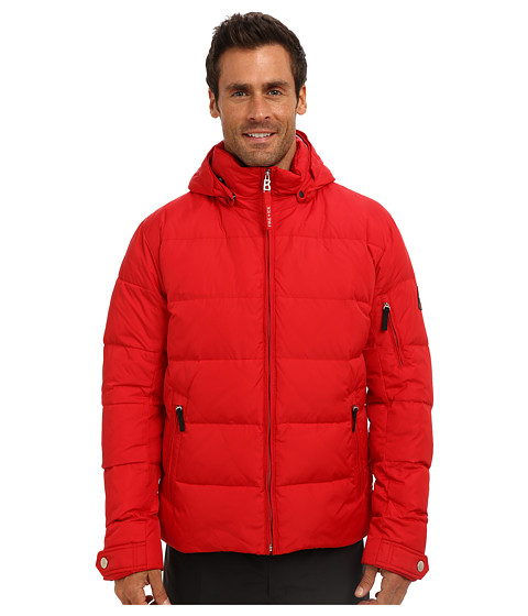 Bogner Fire + Ice - Luca-D (Red) Men's Coat
