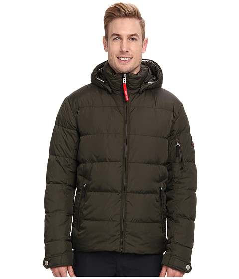 Bogner Fire + Ice - Luca-D (Forest) Men's Coat